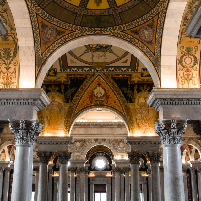 """Library of Congress"" stock image"