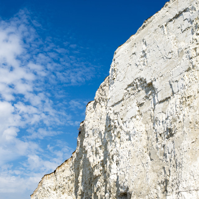 """""""Seven Sisters"""" stock image"""