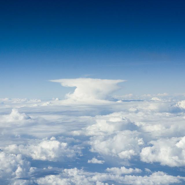 """An Anvil Cloud"" stock image"