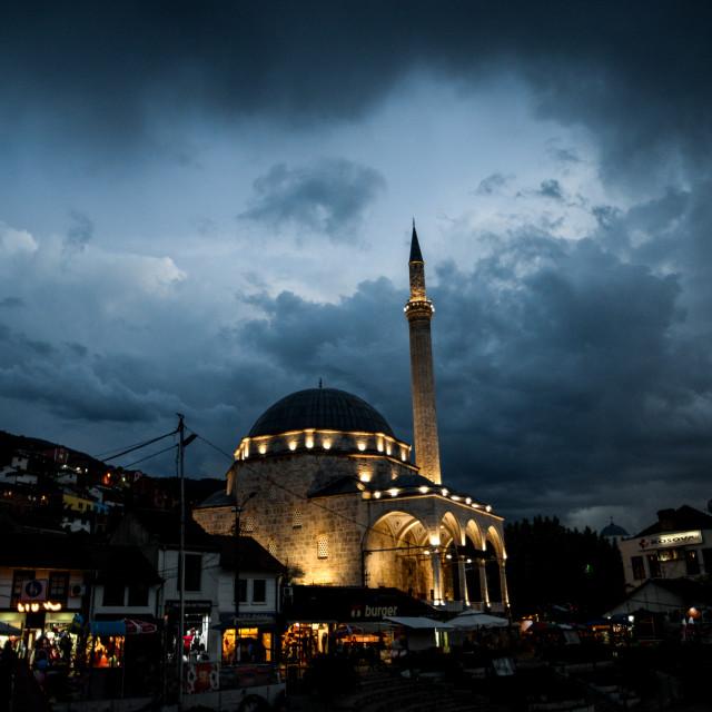 """Prizren"" stock image"