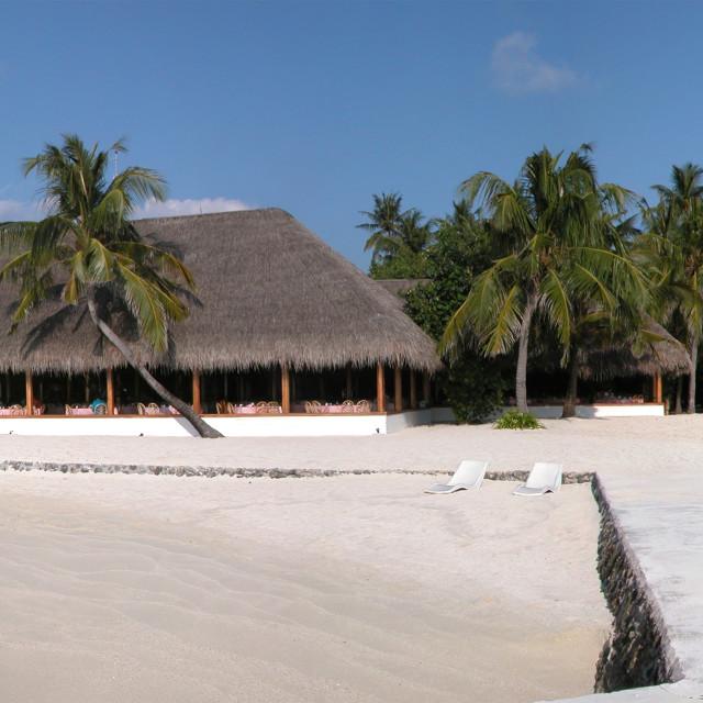 """Maldives Island"" stock image"
