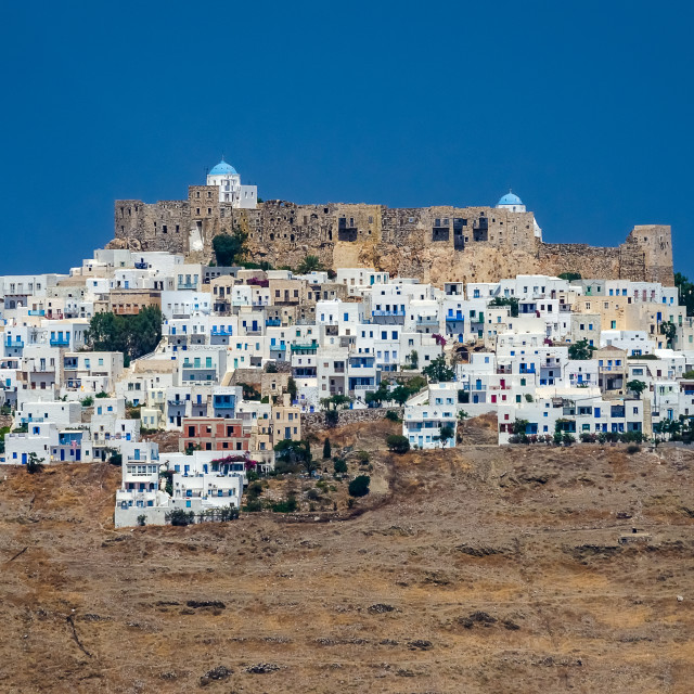 """Astypalaia island Greece"" stock image"
