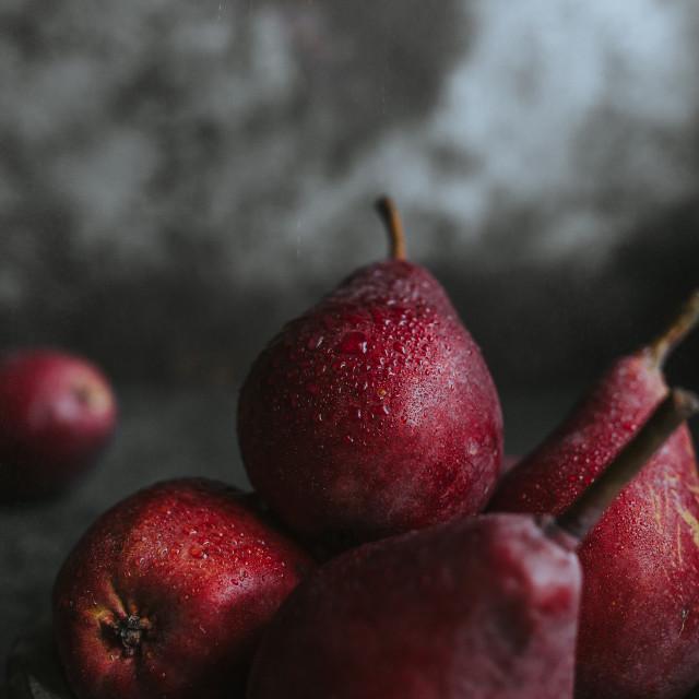 """Fruit bowl"" stock image"