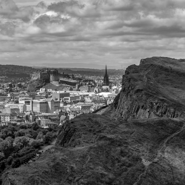 """Edinburgh"" stock image"