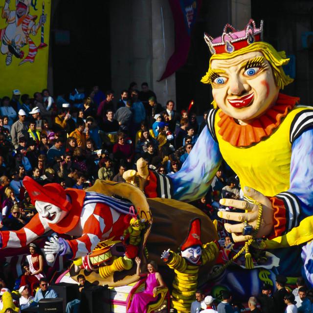 """Carnaval ,Malta,"" stock image"