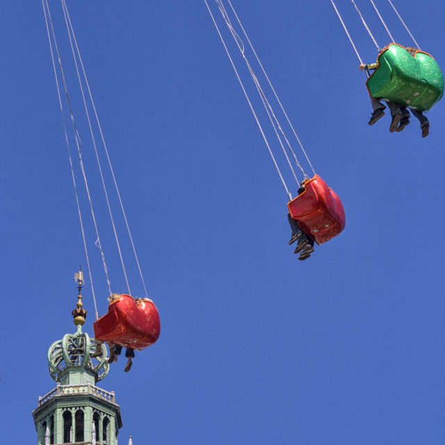 """Chairoplane"" stock image"