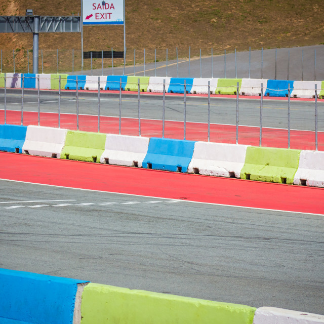 """Speedway"" stock image"