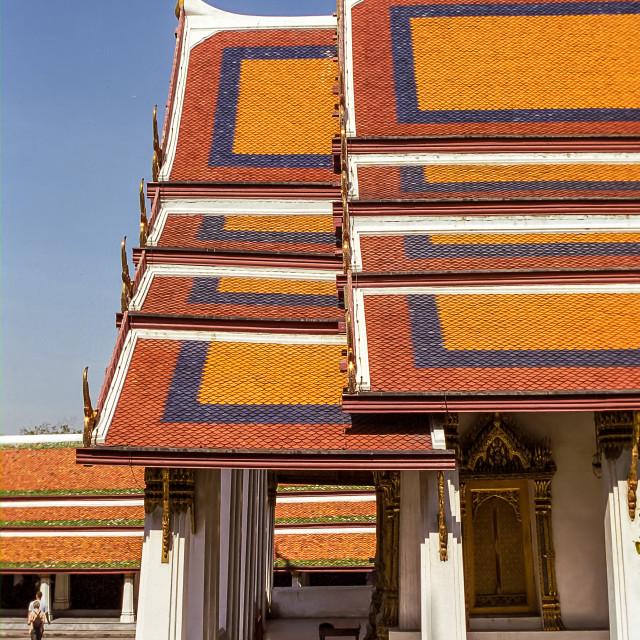 """Bangkok, Thailand"" stock image"
