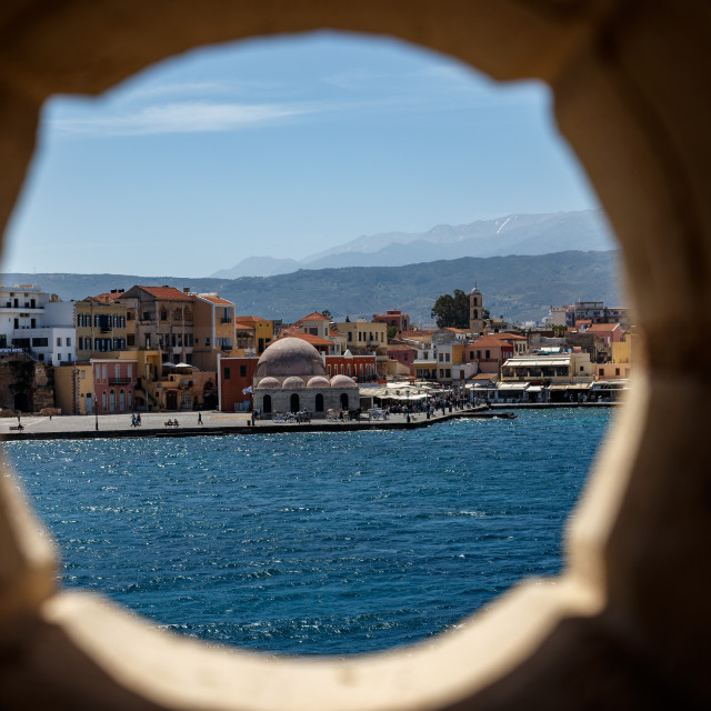 """Chania"" stock image"