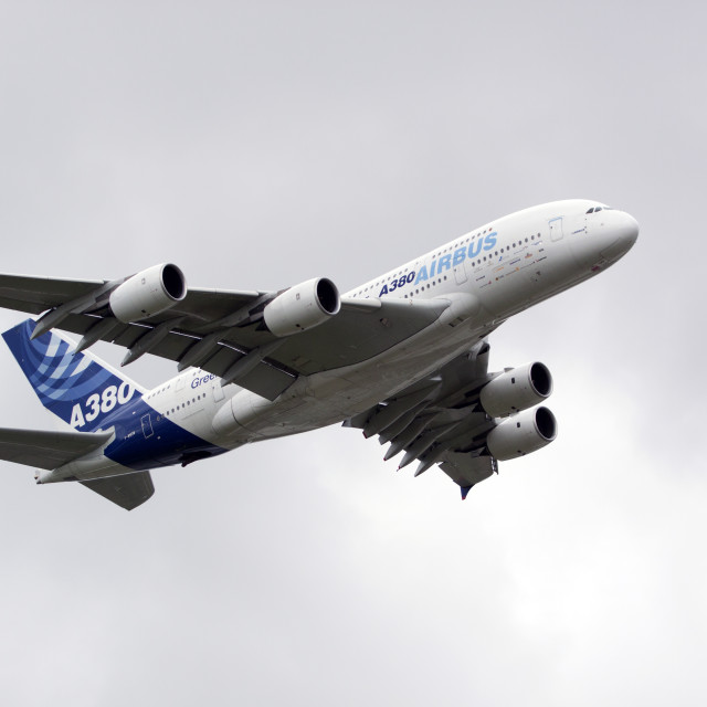 """""""A380"""" stock image"""