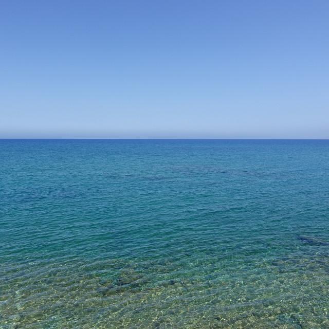 """Summer seashore 2"" stock image"