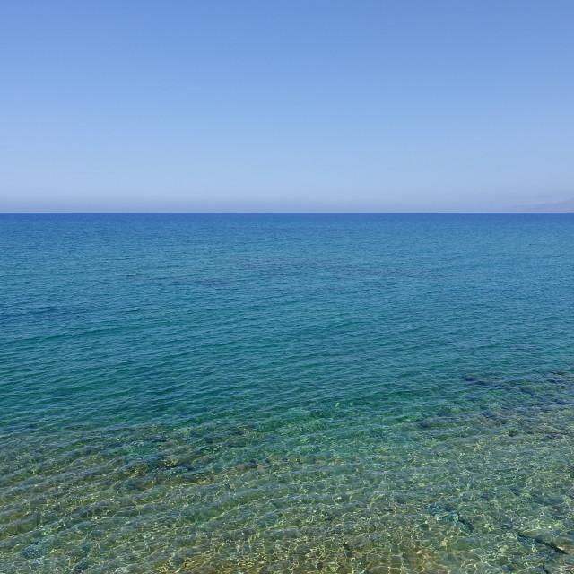 """Summer seashore 1"" stock image"