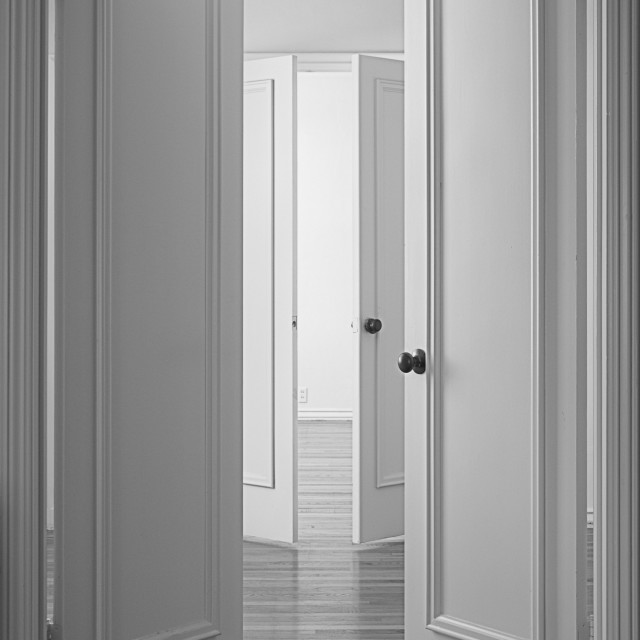 """Open doors"" stock image"