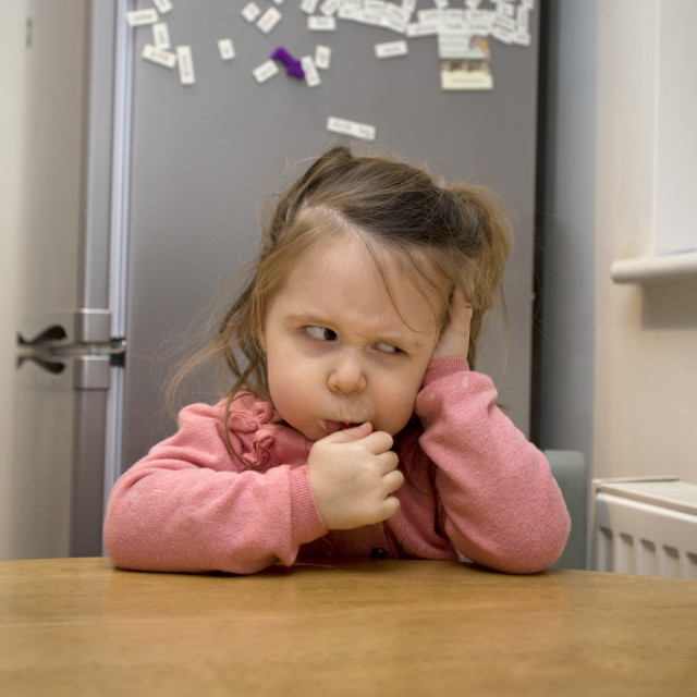 """""""cross little toddler"""" stock image"""
