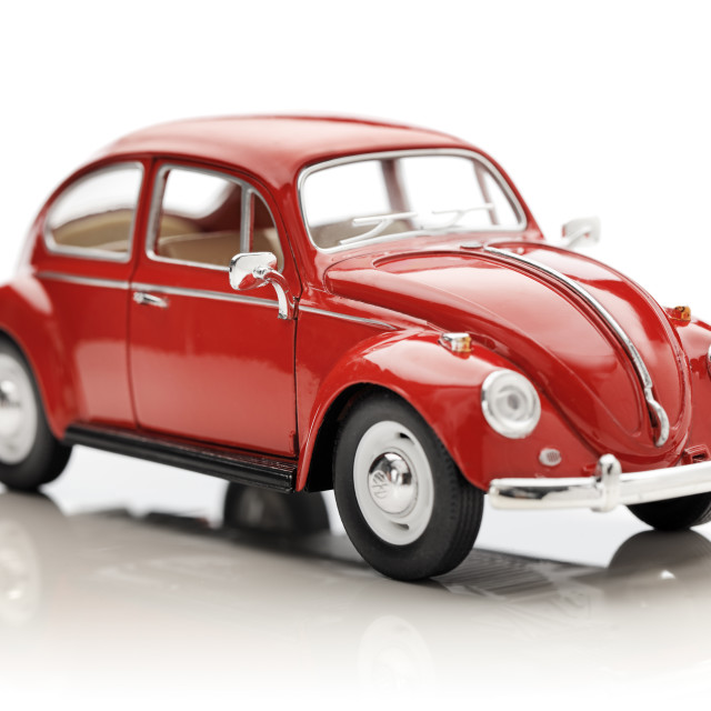 """Toy Beetle"" stock image"
