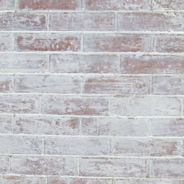 """""""White brick wall, background. Home related"""" stock image"""