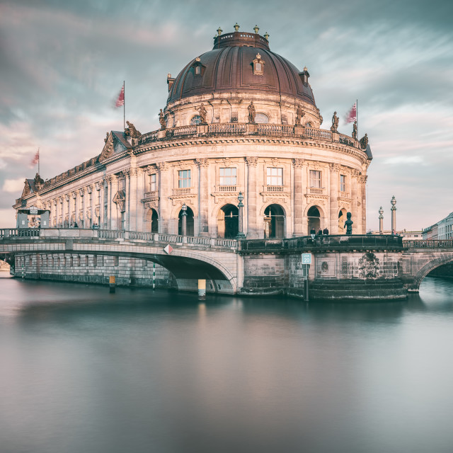 """Bodemuseum II 