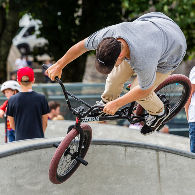 """Skate Park"" stock image"