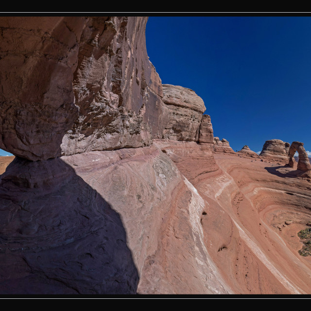 """Delicate Arch"" stock image"