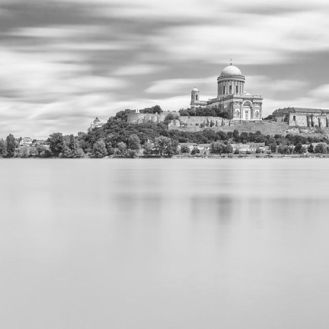 """""""Esztergom Basilica"""" stock image"""