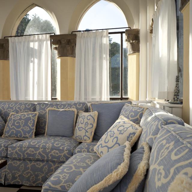 """""""Home dècor livingroom interior"""" stock image"""