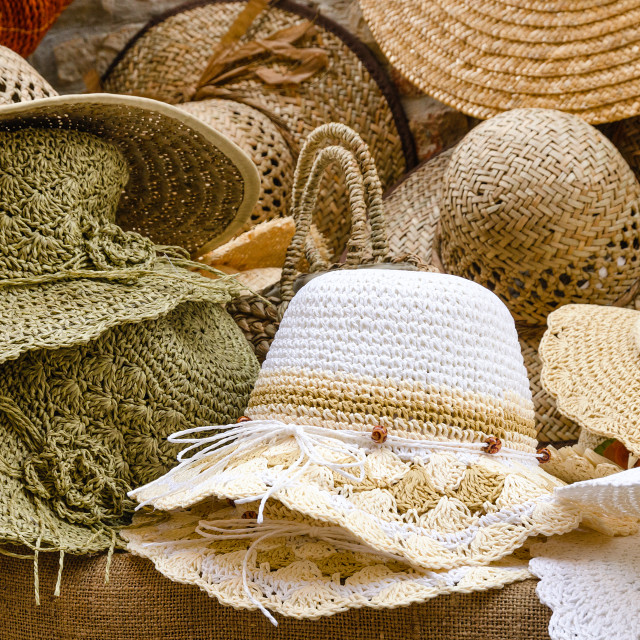 """hats"" stock image"