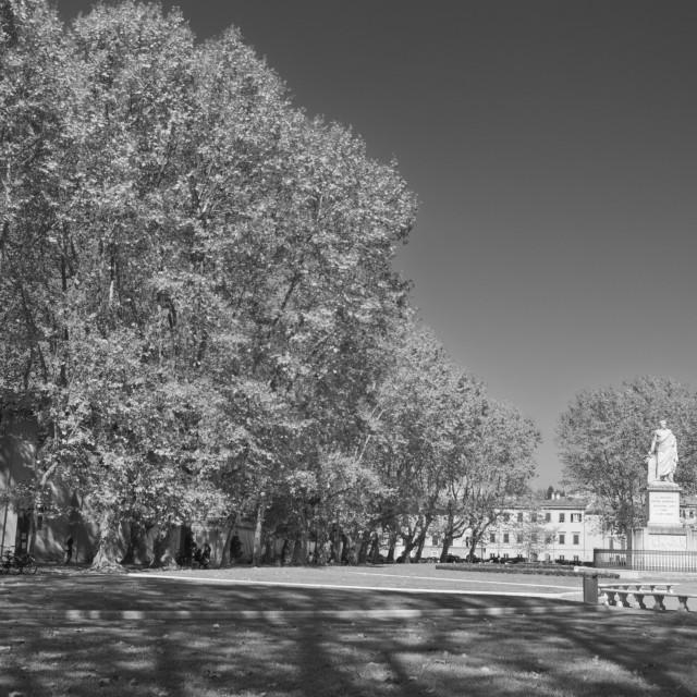 """Piazza Santa Caterina, Pisa, Italy"" stock image"