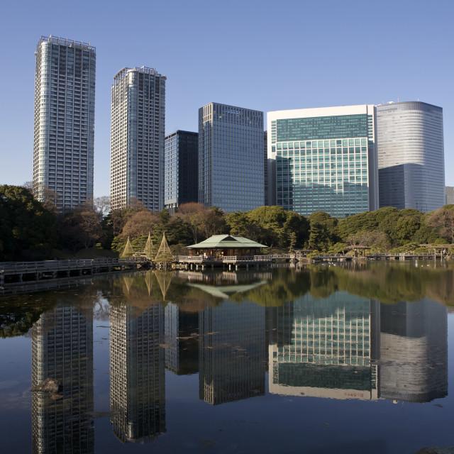 """Tokyo, City"" stock image"
