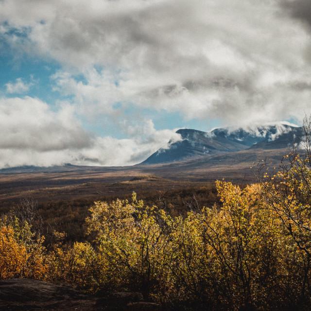 """Lappland"" stock image"