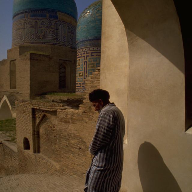 """""""Samarkand, Uzbekistan"""" stock image"""