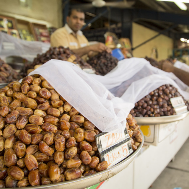 """Dates in Dubai"" stock image"