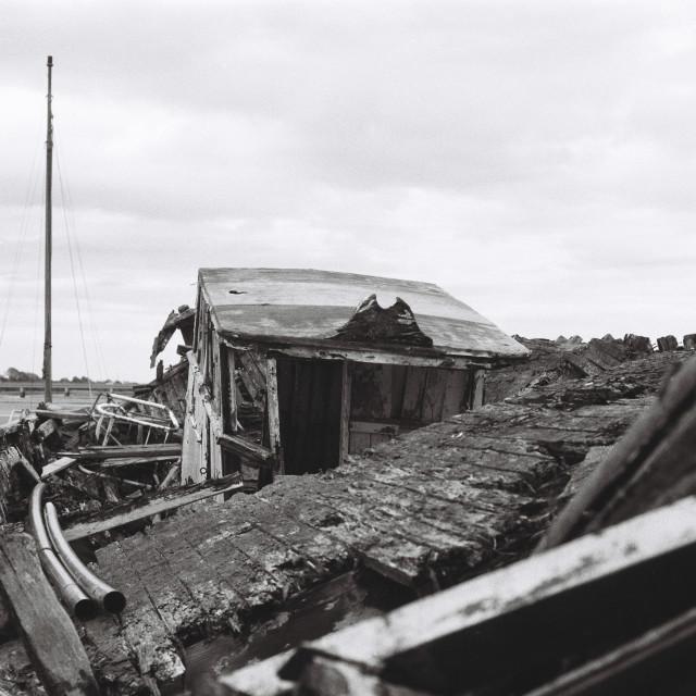 """""""Abandoned Hope"""" stock image"""