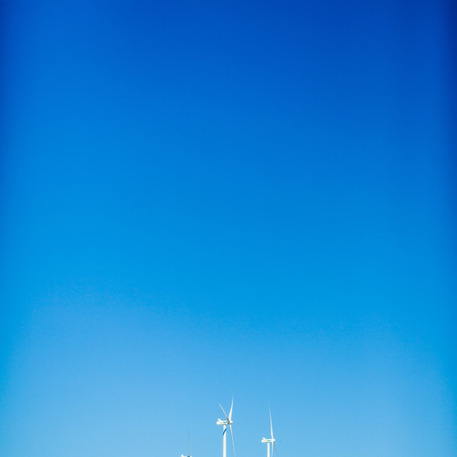 """Wind power"" stock image"