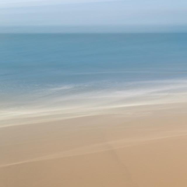 """""""Coastal Colour II"""" stock image"""