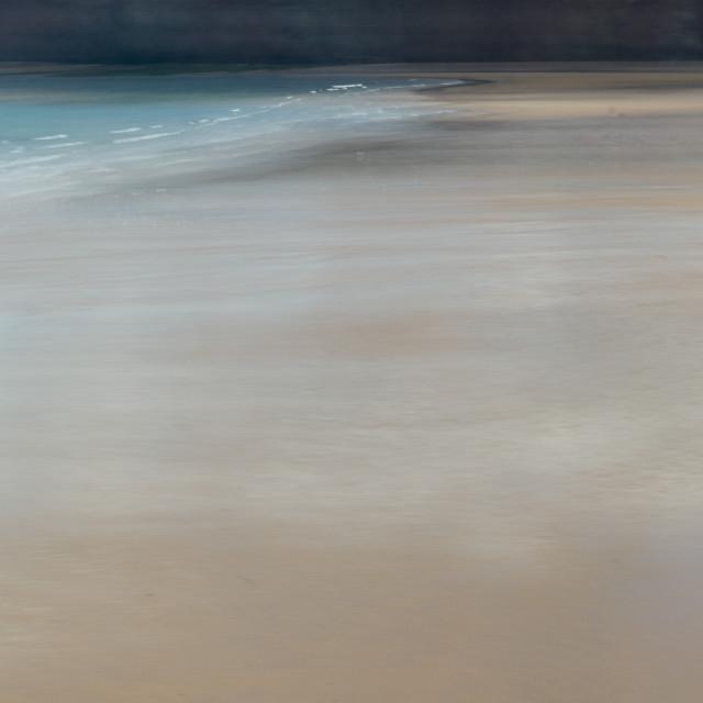 """""""Coastal Colour III"""" stock image"""