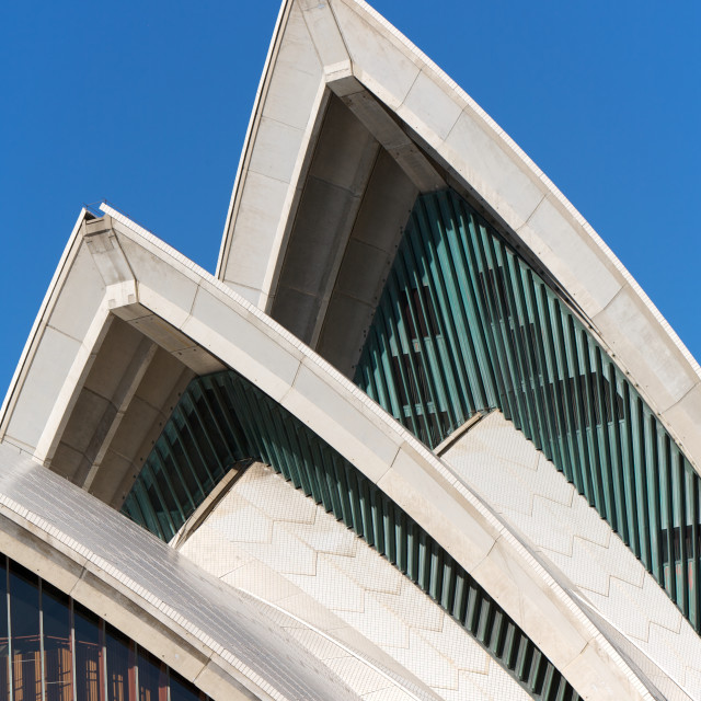 """Sydney Opera House in Sydney, Australia"" stock image"