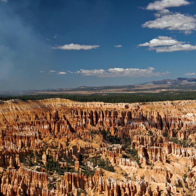 """""""Bryce Canyon Utah"""" stock image"""