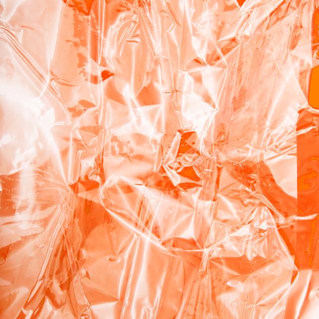 """Transparent Foil."" stock image"