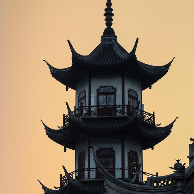 """Milou Tower"" stock image"