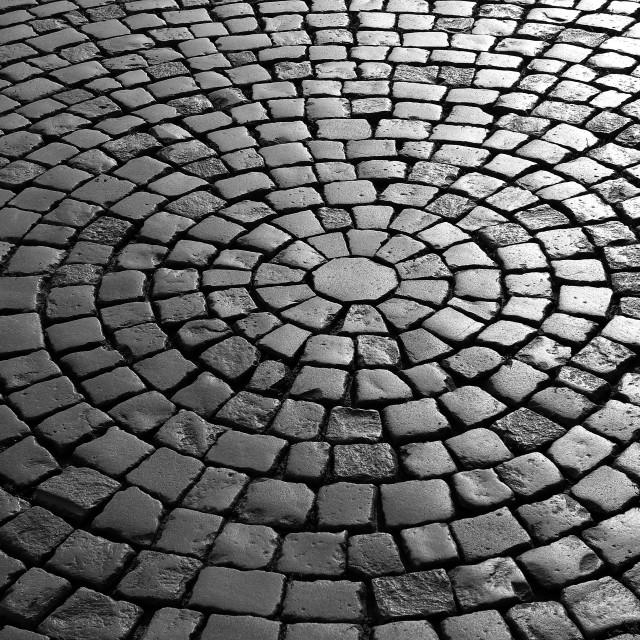 """paving stone"" stock image"
