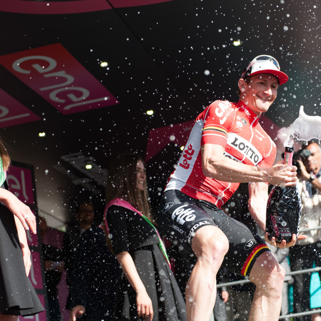 """""""André Greipel"""" stock image"""