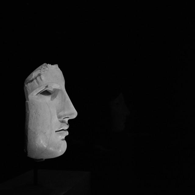 """""""Ivory Mask"""" stock image"""