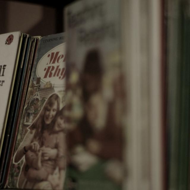 """Ladybird books"" stock image"