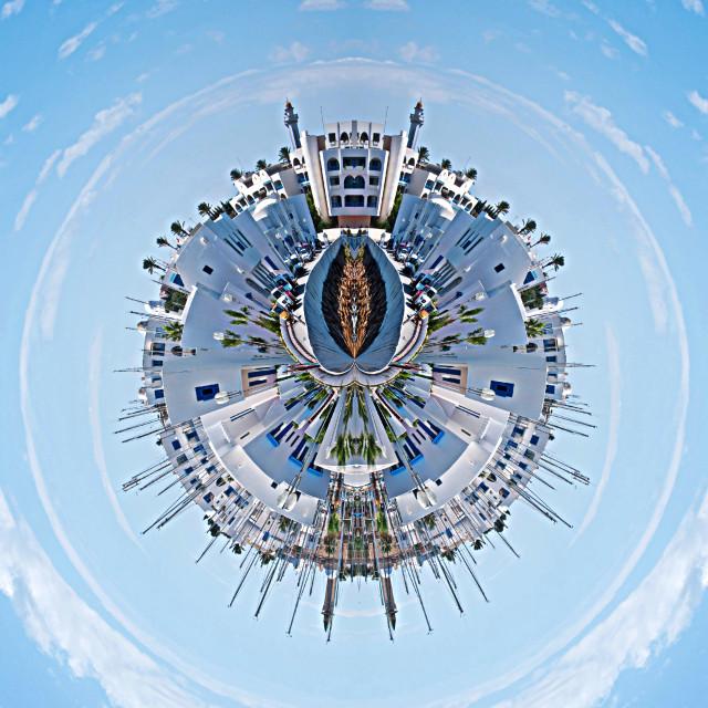 """Planet Islam architecture"" stock image"
