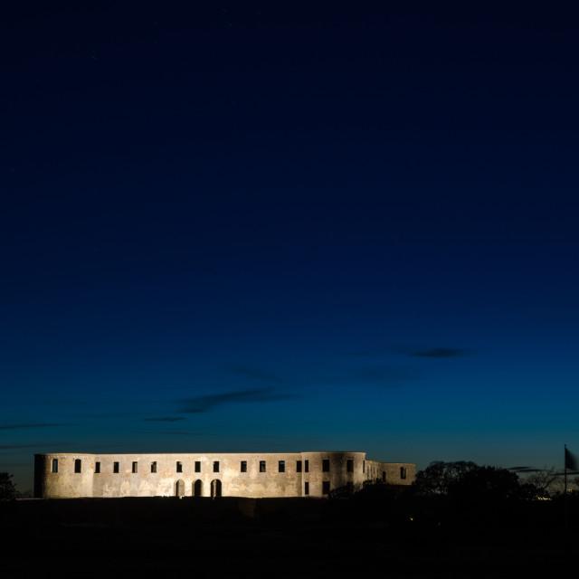 """Borgholm Castle in Sweden"" stock image"