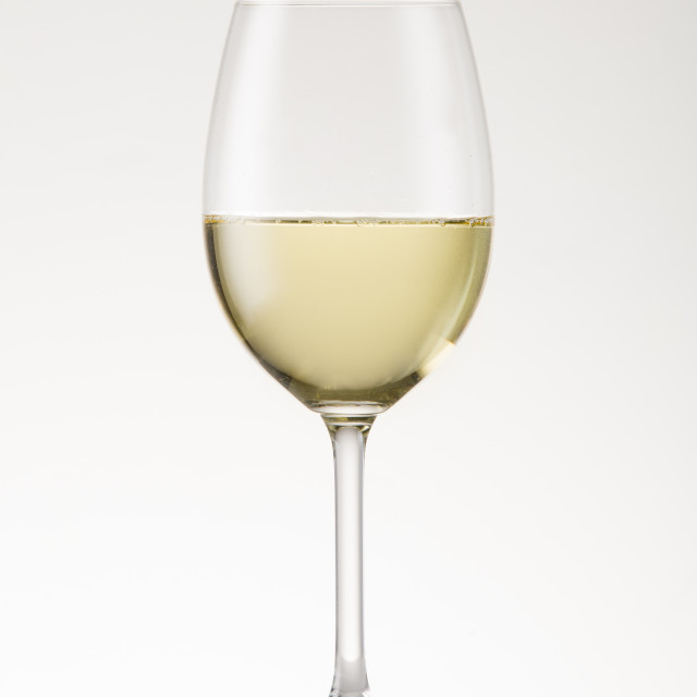 """White Wine"" stock image"
