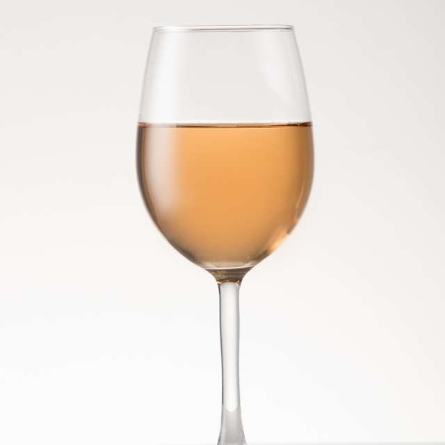 """Rose Wine"" stock image"