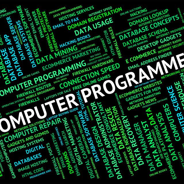 programing computer software essay