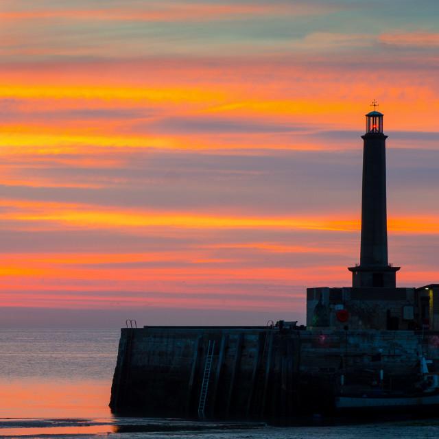"""""""Margate Sunset"""" stock image"""