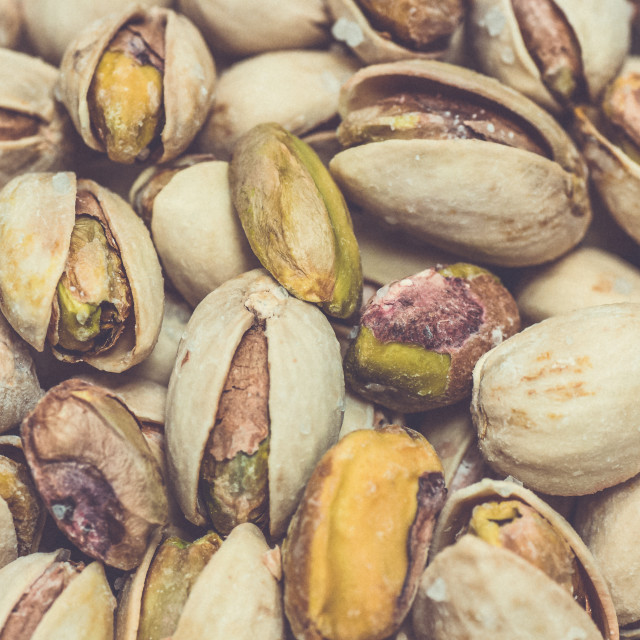 """""""Pistachios nuts roasted."""" stock image"""